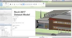 Revit2017datasetmodel