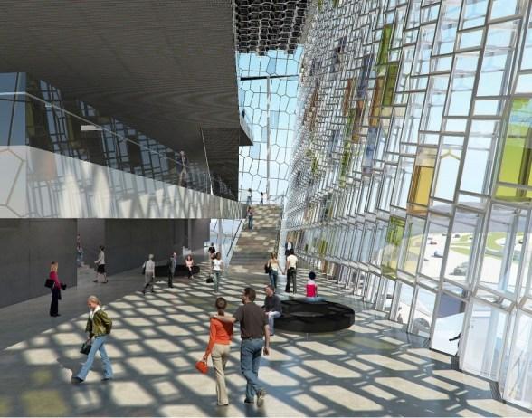 Harpa Concert Hall Internal View 1