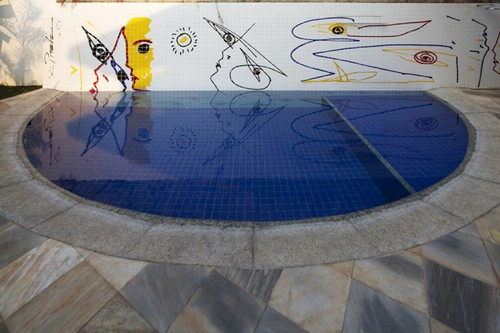 Pool detail - 2010 © photo@leonardofinotti.com