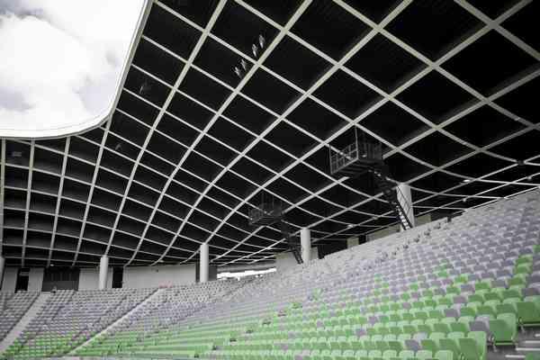 Stadium interior 3