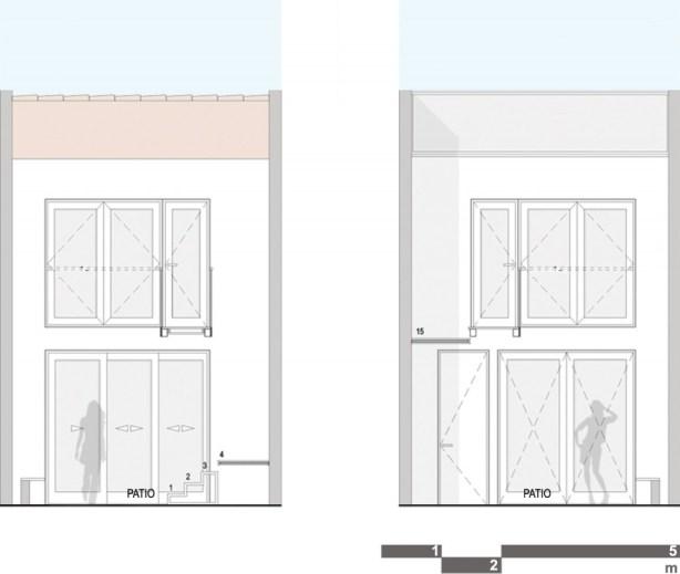 Elevations - Interiors
