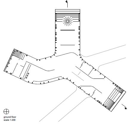 Ground Floor Section