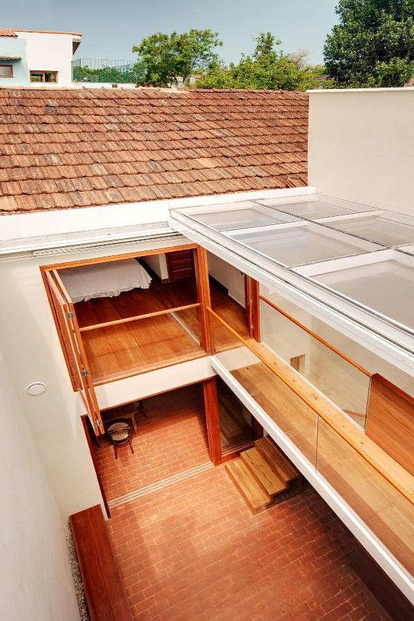 Patio - 3rd floor view