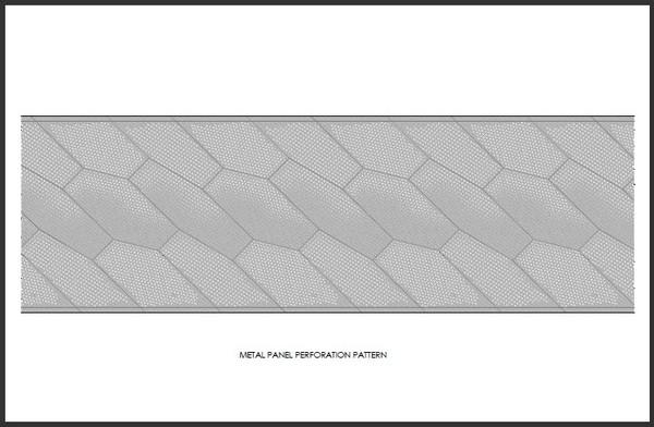 Short Panel Pattern