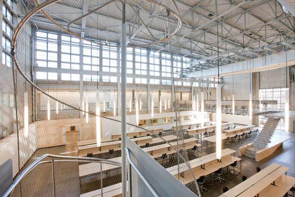 Georgia tech completes 9 5 million rehabilitation of for Interior design schools in atlanta ga