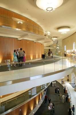 2nd Level Walkway