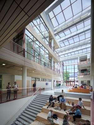 American University School of International Service in