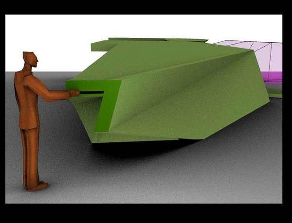 Letterbox House Model