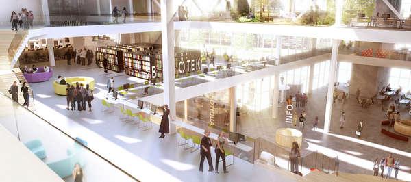 Campus Roskilde Interior 2