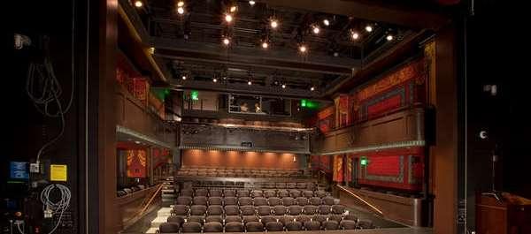 Archshowcase The Modern Theatre In Boston Ma By Cbt