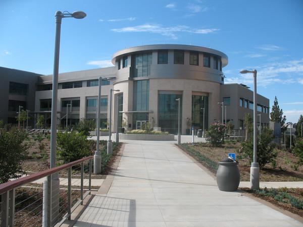 Archshowcase El Cajon Public Safety Center In Ca By Gafcon