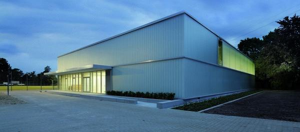 Architekt Bielefeld sports in bielefeld ubbedissen by architekten