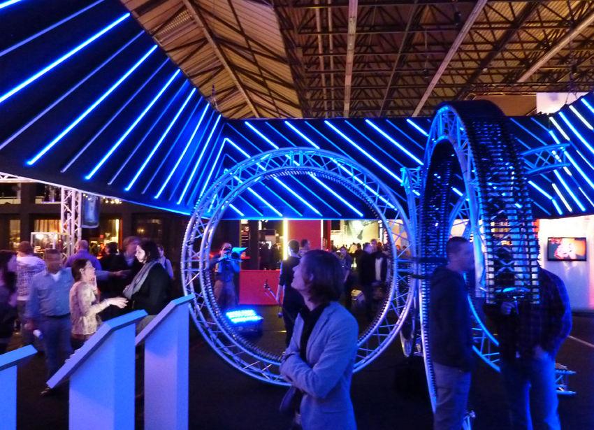 Exhibition Stand Design Amsterdam : Exhibition stand invent design in rai amsterdam by chris