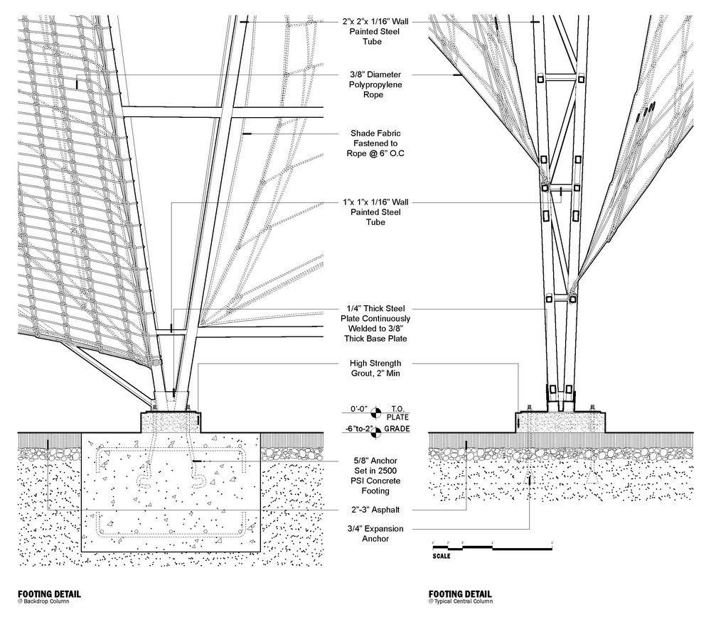 Floating Deck With Pergola Ground Level