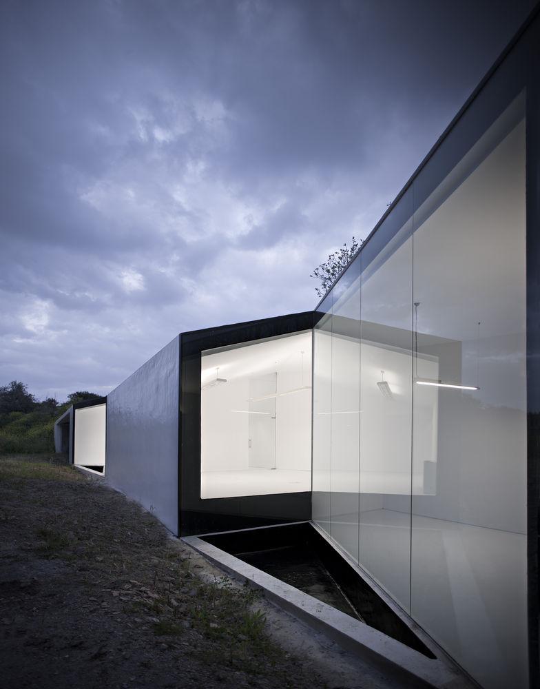 Biodiversity center in loja spain by tomas garcia piriz - Cuac arquitectura ...