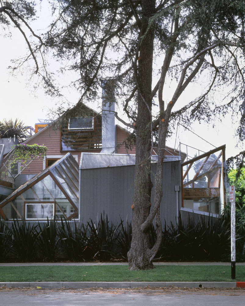 Gehry Residence in Santa Monica, California by Gehry