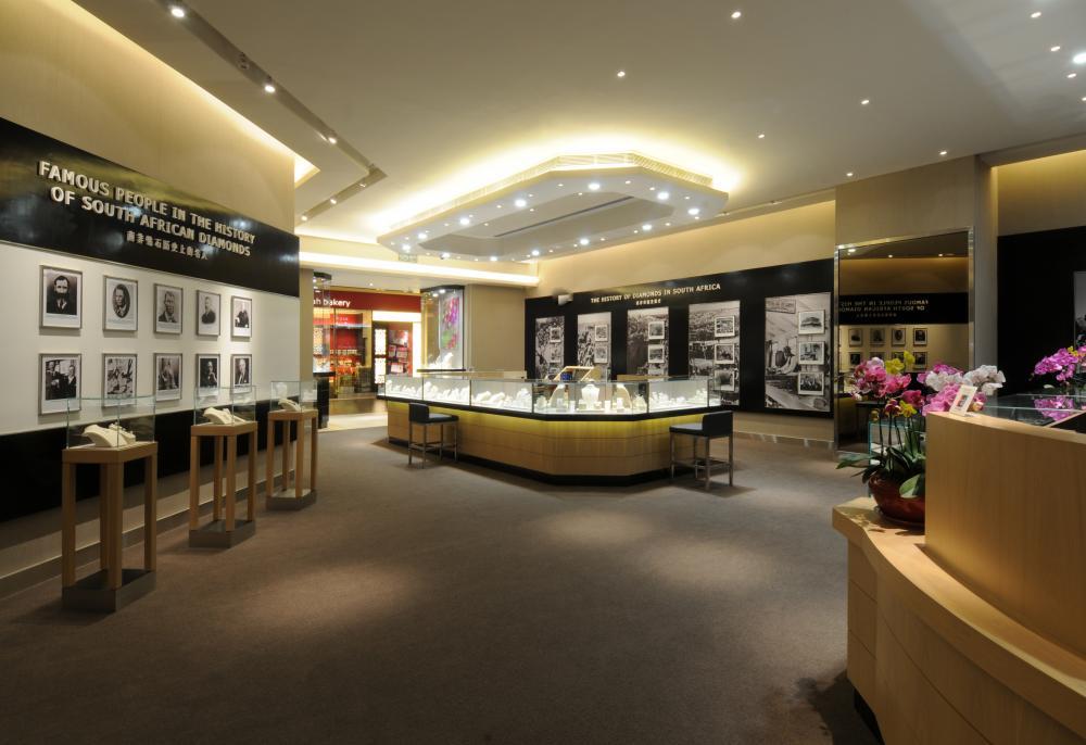 Shamwari Flagship Store In The Venetian Macau By Head
