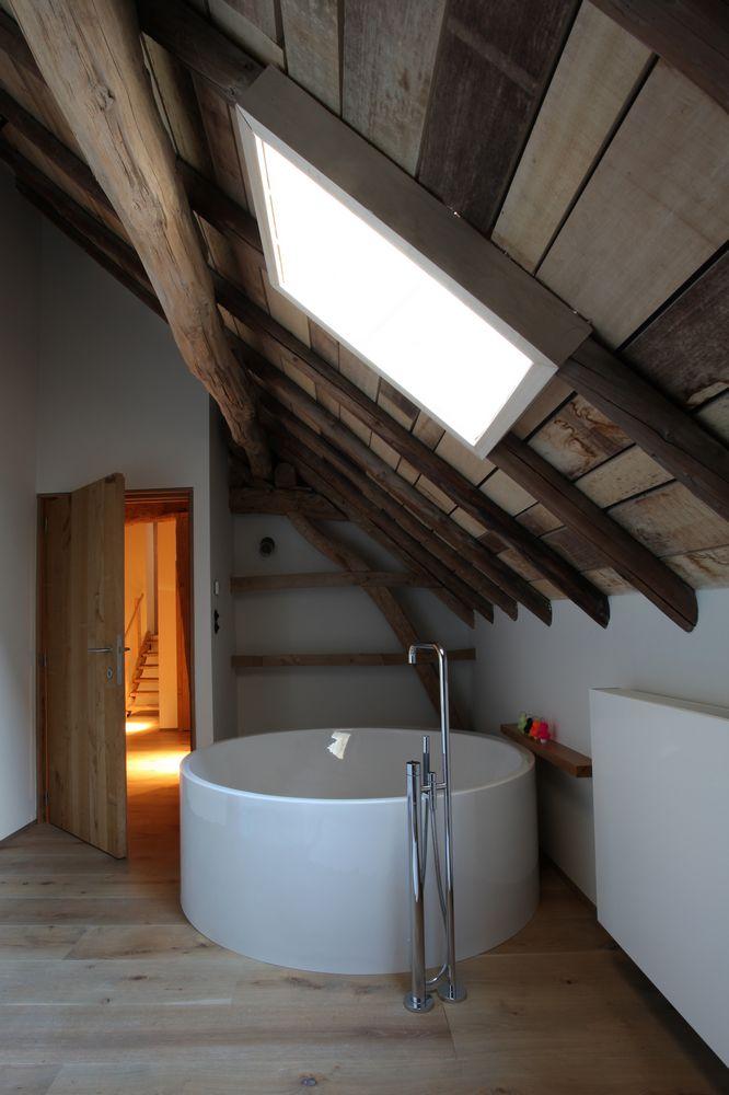Rabbit hole in gaasbeek belgium by lens ass architects - Dressing dans chambre mansardee ...