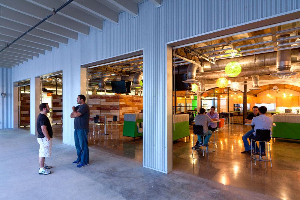 Aeccafe Iprospect Fort Worth In Tx By Vlk Architects
