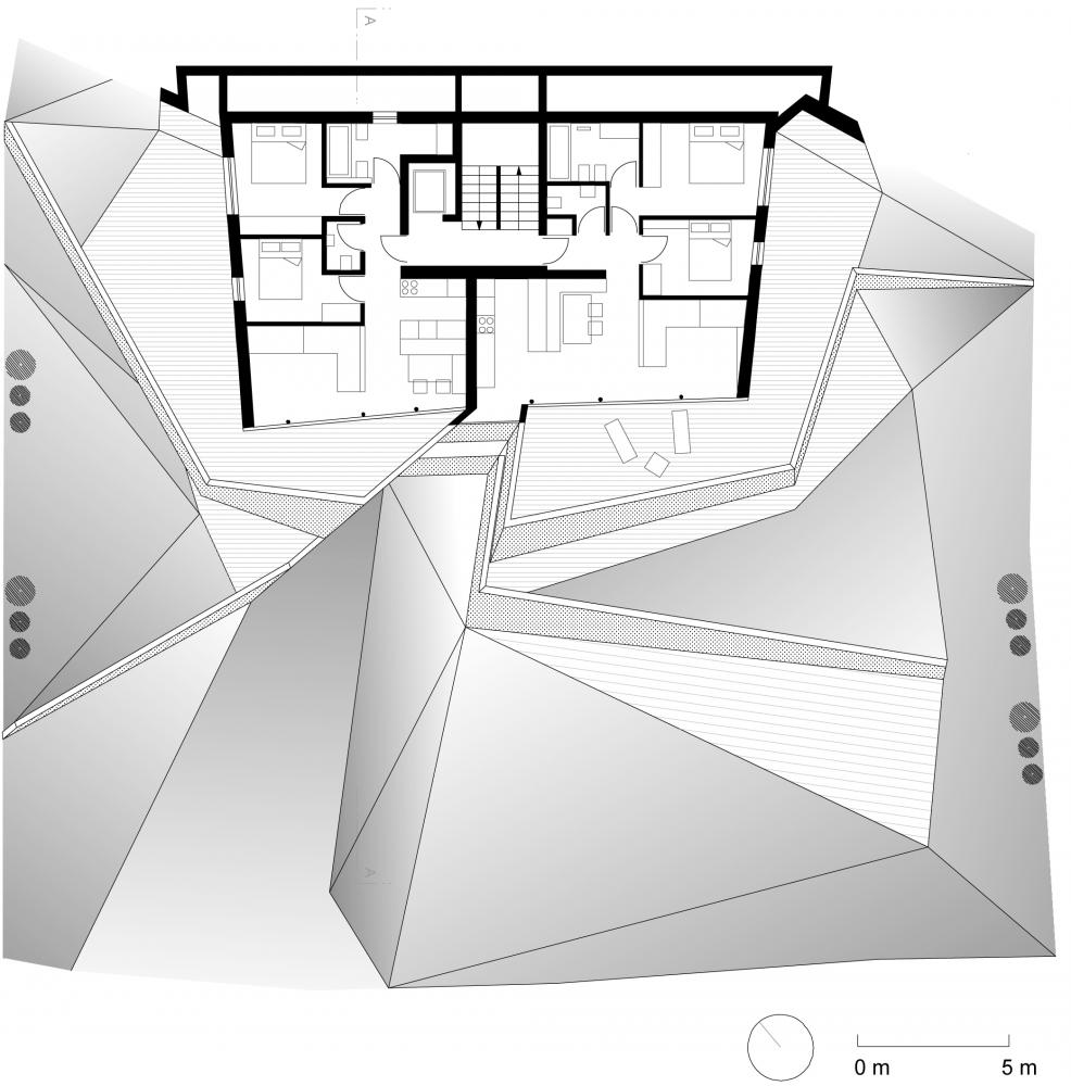 Atelier D Architecture Alexandre Dreyssé archshowcase - dolomitenblick in sesto, italyplasma studio