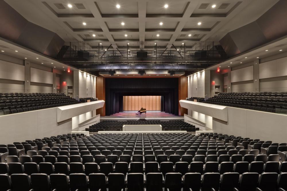 Arcadia High School Performing Arts Center In Acradia