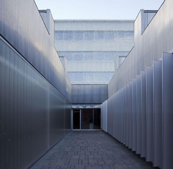 Sescam in toledo spain by fpc bgt estudio de arquitectura - Estudio arquitectura toledo ...
