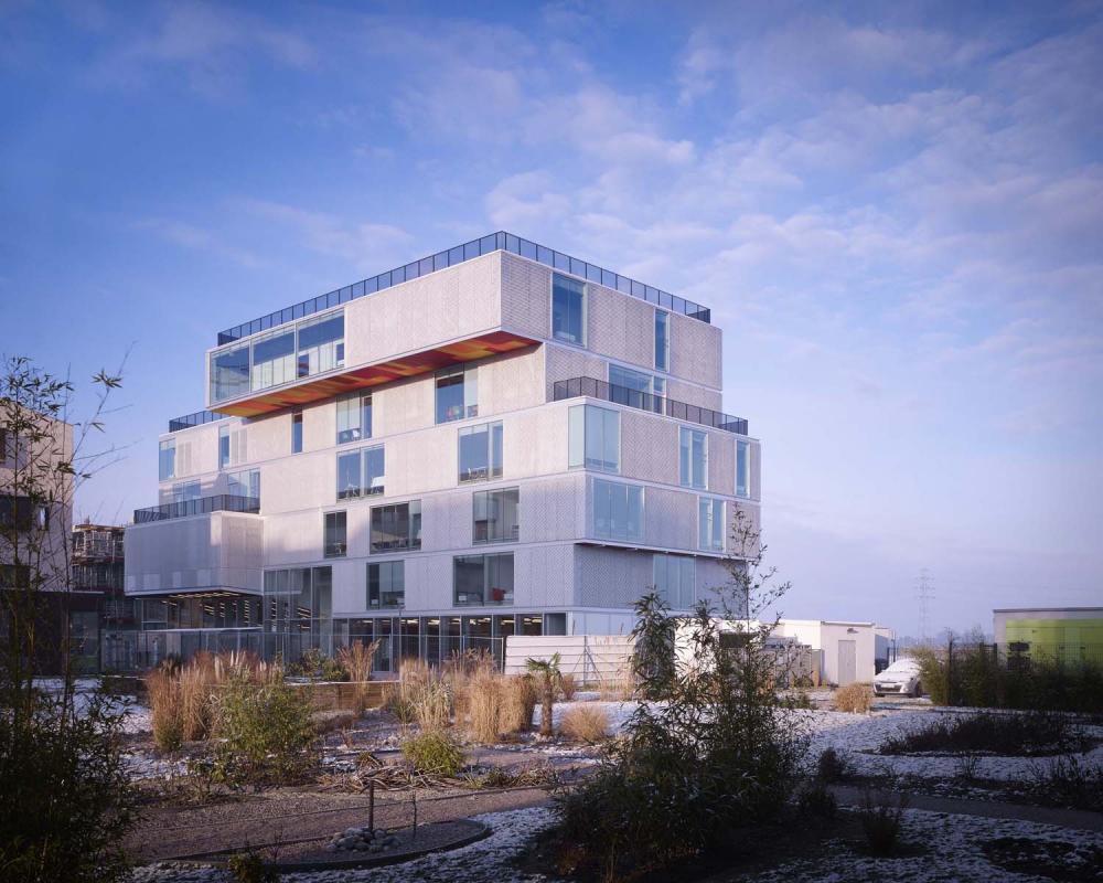 Atelier D Architecture Hervé Vincent aeccafe: archshowcase
