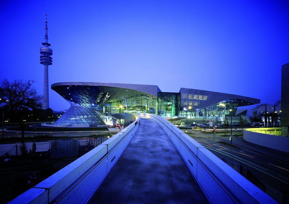 Archshowcase Bmw Welt In Munich Germany By Coop Himmelb L Au