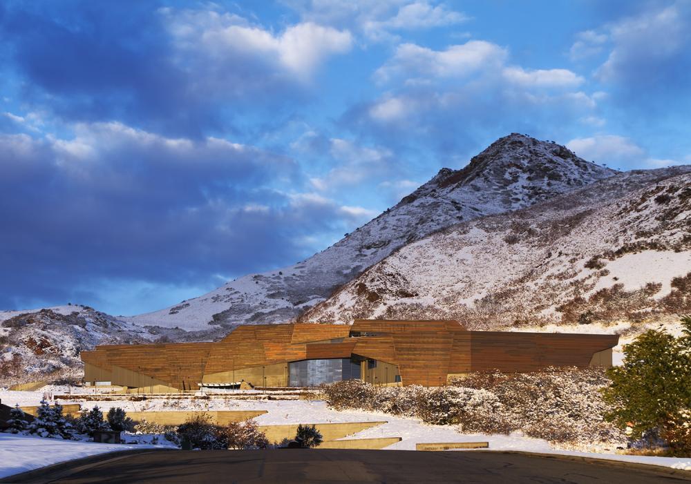 Salt Lake Natural History Museum Architect