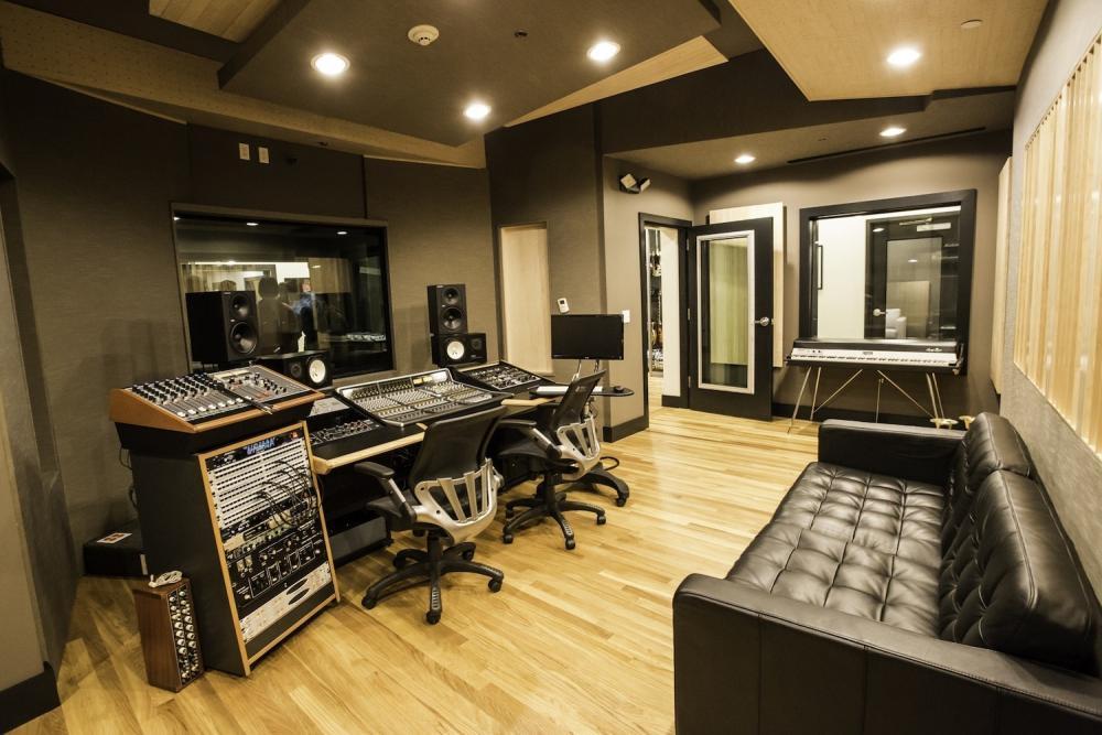 Archshowcase Lakehouse Recording Studios In Asbury Park Nj