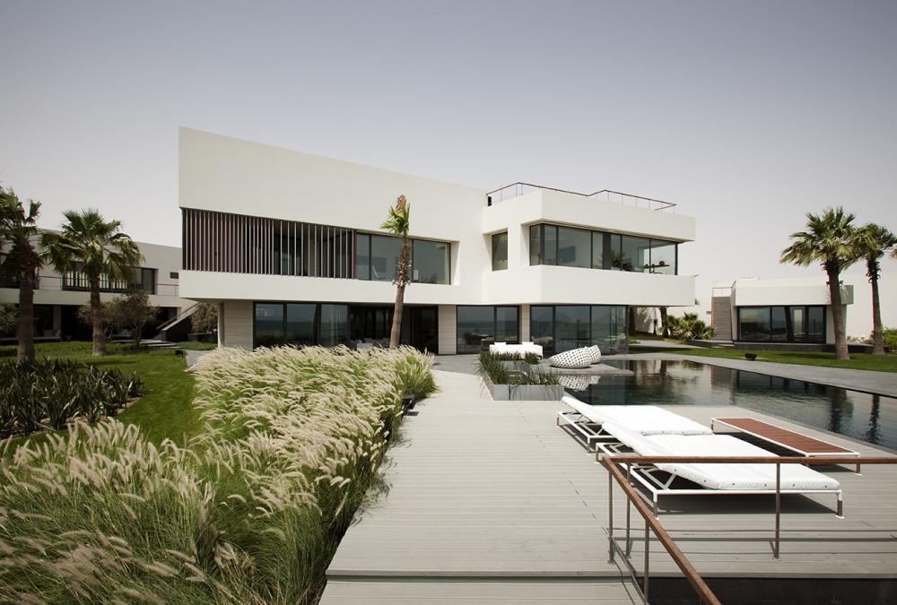 Elegant Star House In Bnaider, Kuwait By AGi Architects Amazing Design