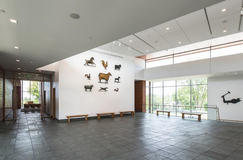 Shelburne Museum, Pizzagalli Center For Art And Education