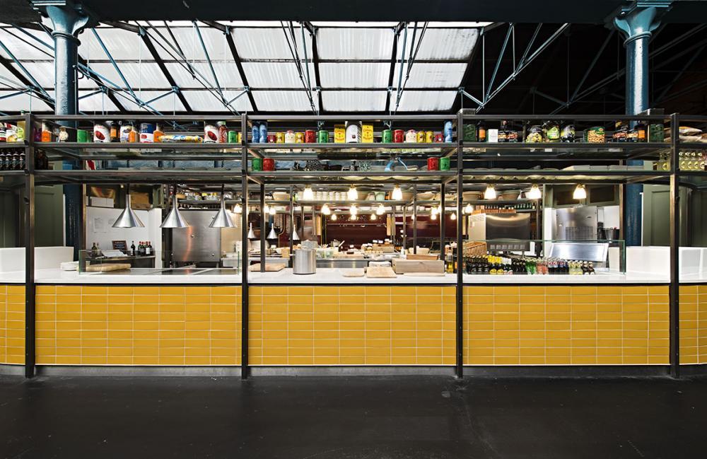 National Railway Museum Restaurant In York UK By SHH