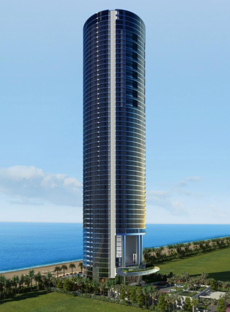 Porsche Design Tower In Sunny Isles Beach Fl By Dezer