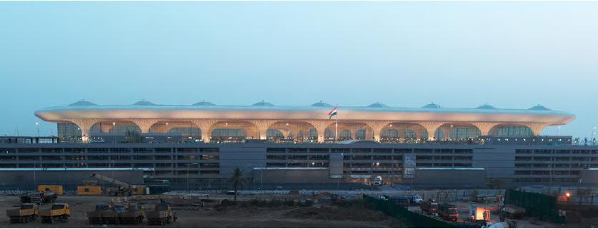 Chhatrapati Shivaji International Airport Terminal 2