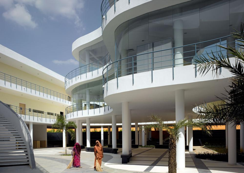 Pearl Academy Of Fashion In Jaipur India By Morphogenesis