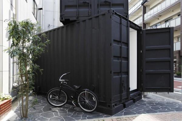 Backside,  Image Courtesy © Tomokazu Hayakawa Architects