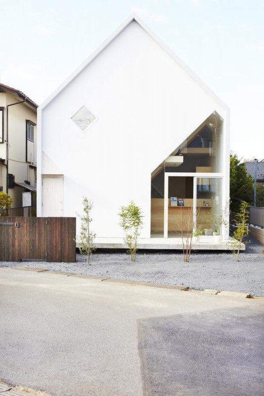 Outside view.,Image Courtesy © Fumihiko Ikemoto