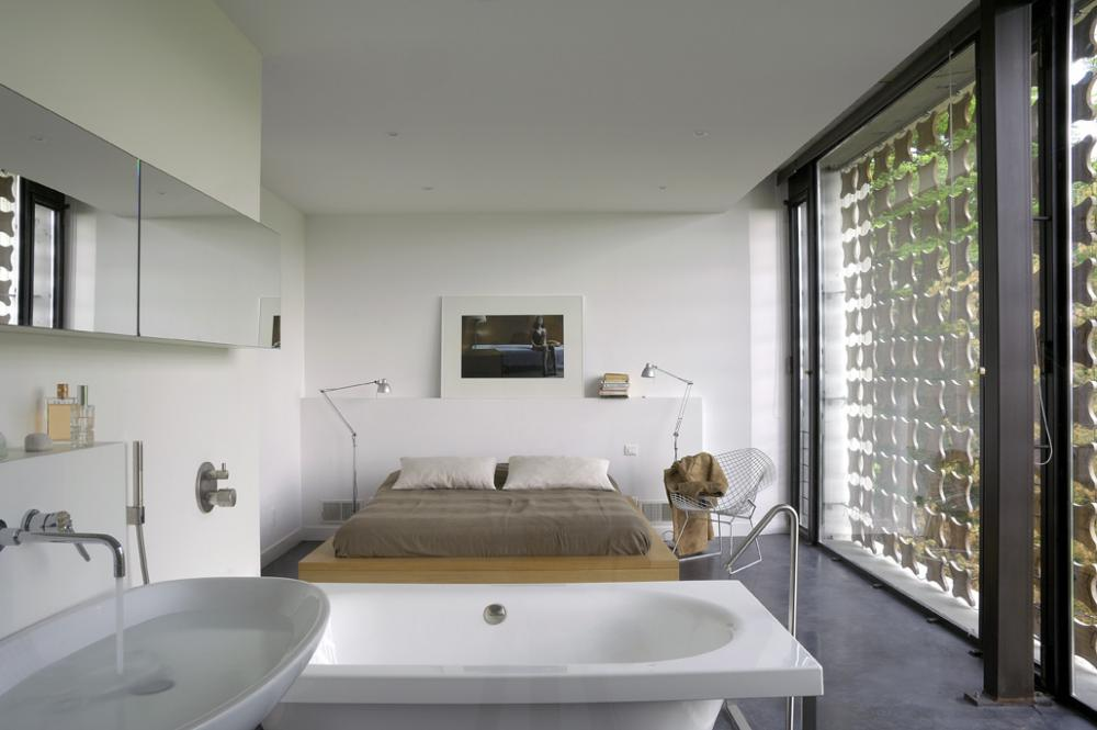 Biscuit House in Lyon, France by Pierre Minassian architect