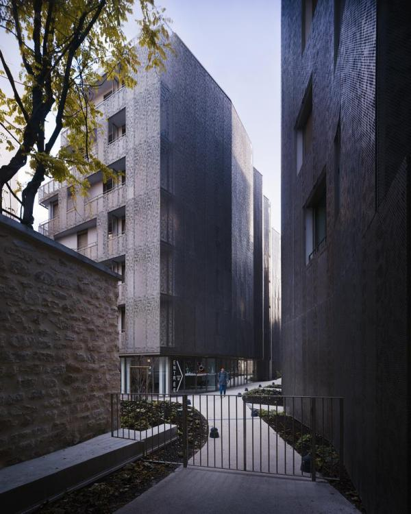 Image Courtesy ©  Babled Nouvet Reynaud Architectes