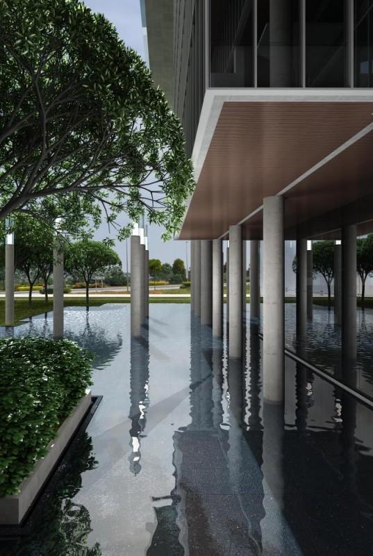 Image Courtesy © Shatotto Architecture