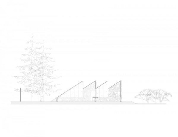 Image Courtesy © Lorenzo Alvarez Arquitectos