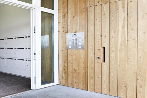 Main-entrance-and-internal-circulation, Image Courtesy © Ilse Liekens