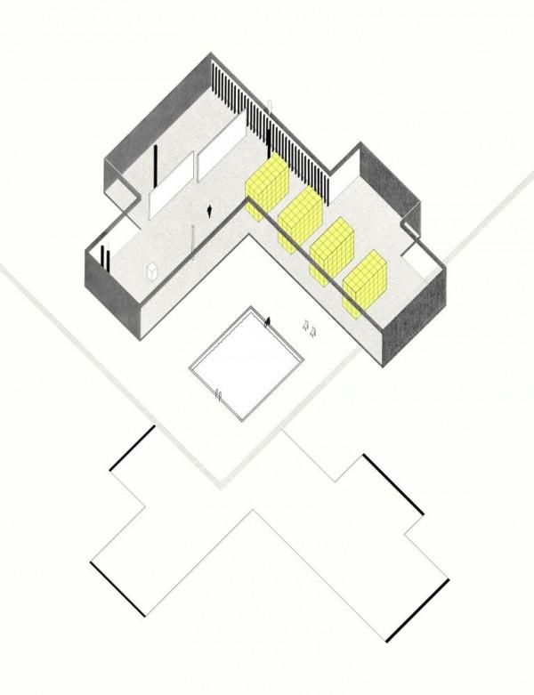 Image Courtesy © AMZ arquitetos