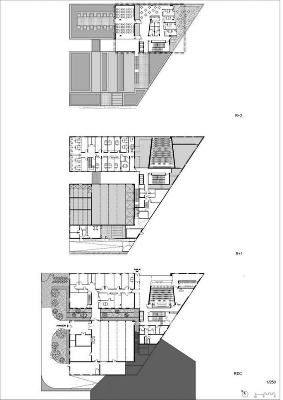 Image Courtesy © Badia Berger architectes