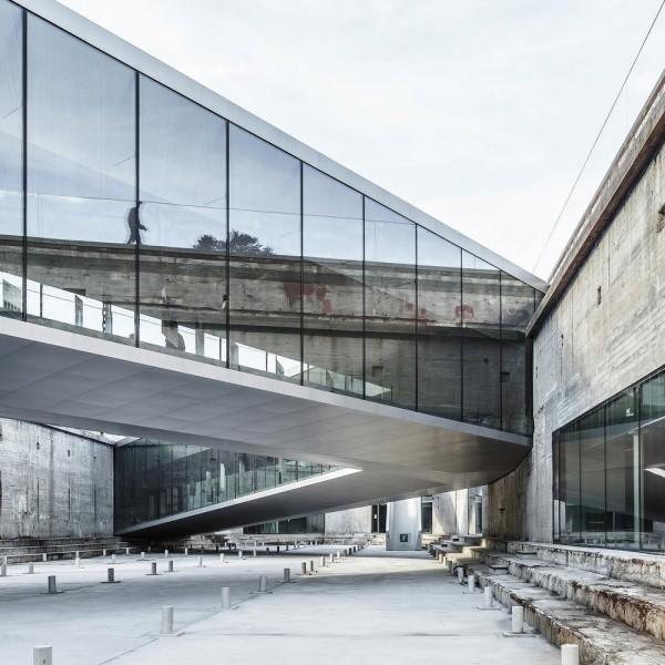 Danish Maritime Museum by BIG
