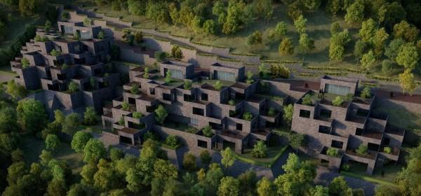 The Village by Sanjay Puri Architects
