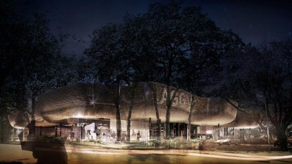 Art Gallery of Greater Victoria, Canada, designed by 5468796 Architecture + number TEN architectural