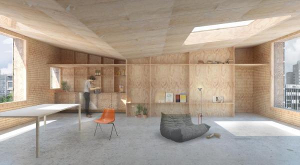 Image Courtesy © marc benjamin drewes ARCHITEKTUREN