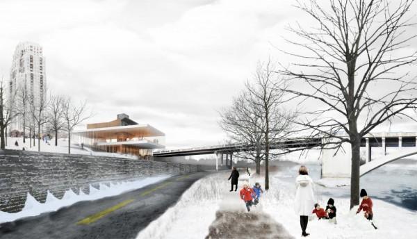 Image Courtesy © ROGERS PARTNERS architects+urban designers